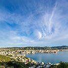 Wellington - Harbor City by SeeOneSoul