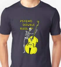 Psychobilly double bass T-Shirt