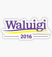 Waluigi 2016 Sticker