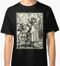 Totentanz, Dance of macabre (Holbein) Classic T-Shirt