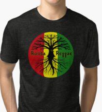 ROOTS REGGAE Tri-blend T-Shirt