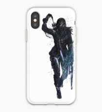 Lara Croft - Rise of the Tomb Raider iPhone Case