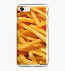 french fries iPhone Case/Skin