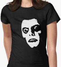 Pazuzu Tailliertes T-Shirt für Frauen