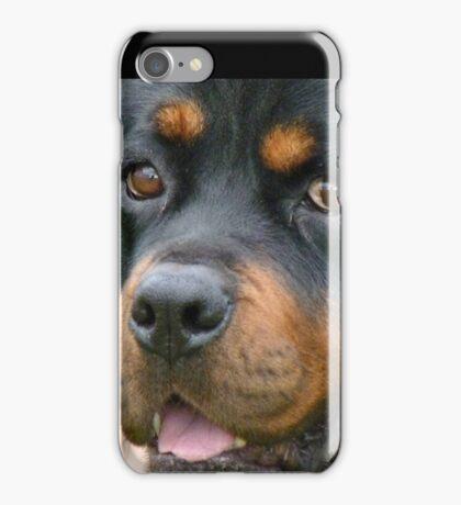 Devoted! - Rottweiler - Dog - NZ iPhone Case/Skin