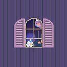 Ghosties 2.0 by trollfish