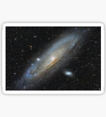The Andromeda Galaxy Sticker