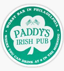 Paddy's Pub Sticker