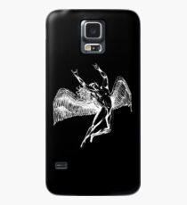 ICARUS THROWS THE HORNS - white ***FAV ICARUS GONE? SEE BELOW*** Case/Skin for Samsung Galaxy