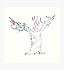 Tree of Life Lámina artística