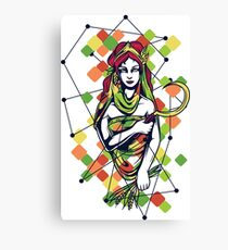 Horoscope Canvas Print