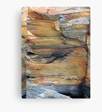 Kimmeridge 4 Canvas Print