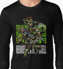 TURTLE POWER! Long Sleeve T-Shirt