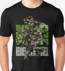 TURTLE POWER! Slim Fit T-Shirt