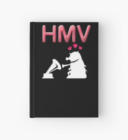 His Master's Voice Hardcover Journal