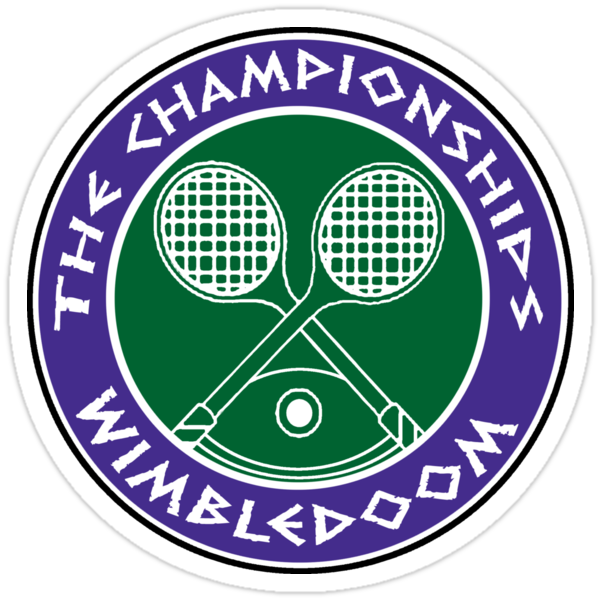 WIMBLEDOOM  by ToneCartoons