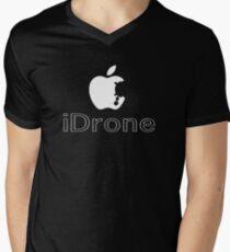 The iDrone Mens V-Neck T-Shirt