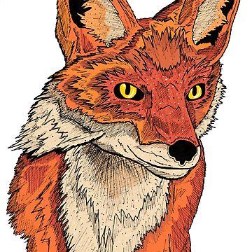 Herr Fox von steveswade
