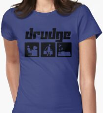 Drudge Women's Fitted T-Shirt
