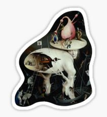 The Garden of Earthly Delights Sticker