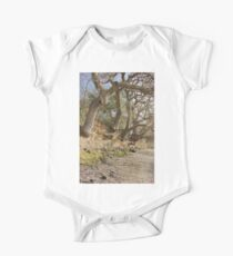 Exposed Roots At Low Tide One Piece - Short Sleeve