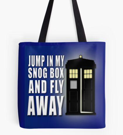 Snog Box Tote Bag
