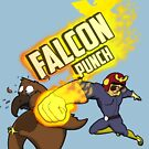 FALCON PUNCH! by Aniforce
