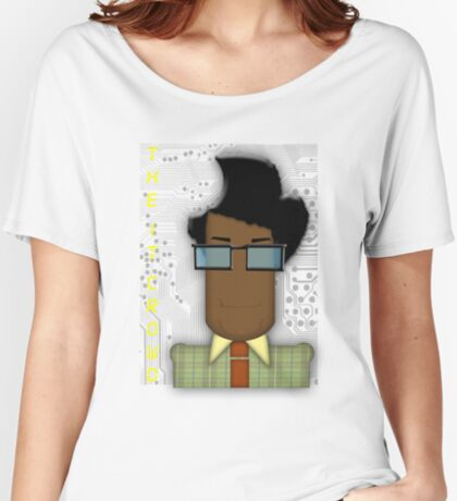 it crowd tee Women's Relaxed Fit T-Shirt