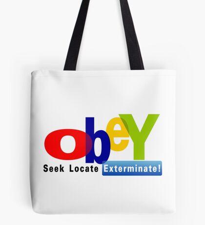 Obay  Tote Bag