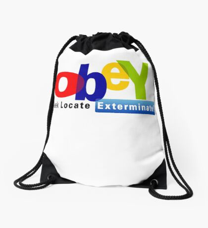 Obay  Drawstring Bag