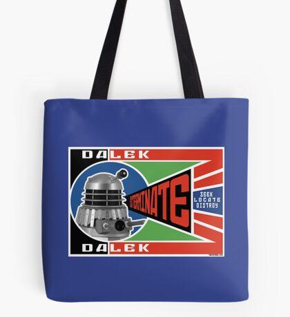 Dalek Deconstructivism Tote Bag