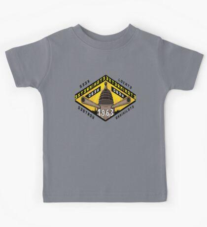 Battleship Dalek 1963 Kids Clothes