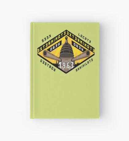 Battleship Dalek 1963 Hardcover Journal