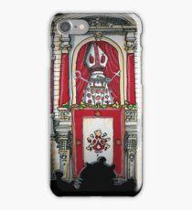 Dalek Pope XVII iPhone Case/Skin