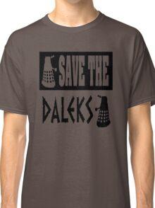 Save the Daleks Classic T-Shirt