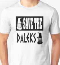 Save the Daleks Unisex T-Shirt