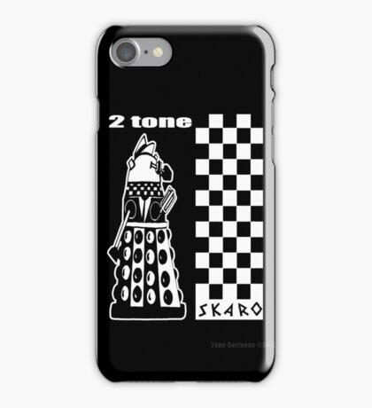 Two Tone Dalek iPhone Case/Skin