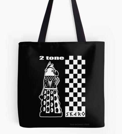 Two Tone Dalek Tote Bag