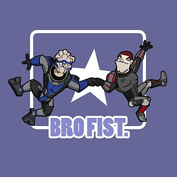 Bro's 4 life - Mass Effect by Aniforce