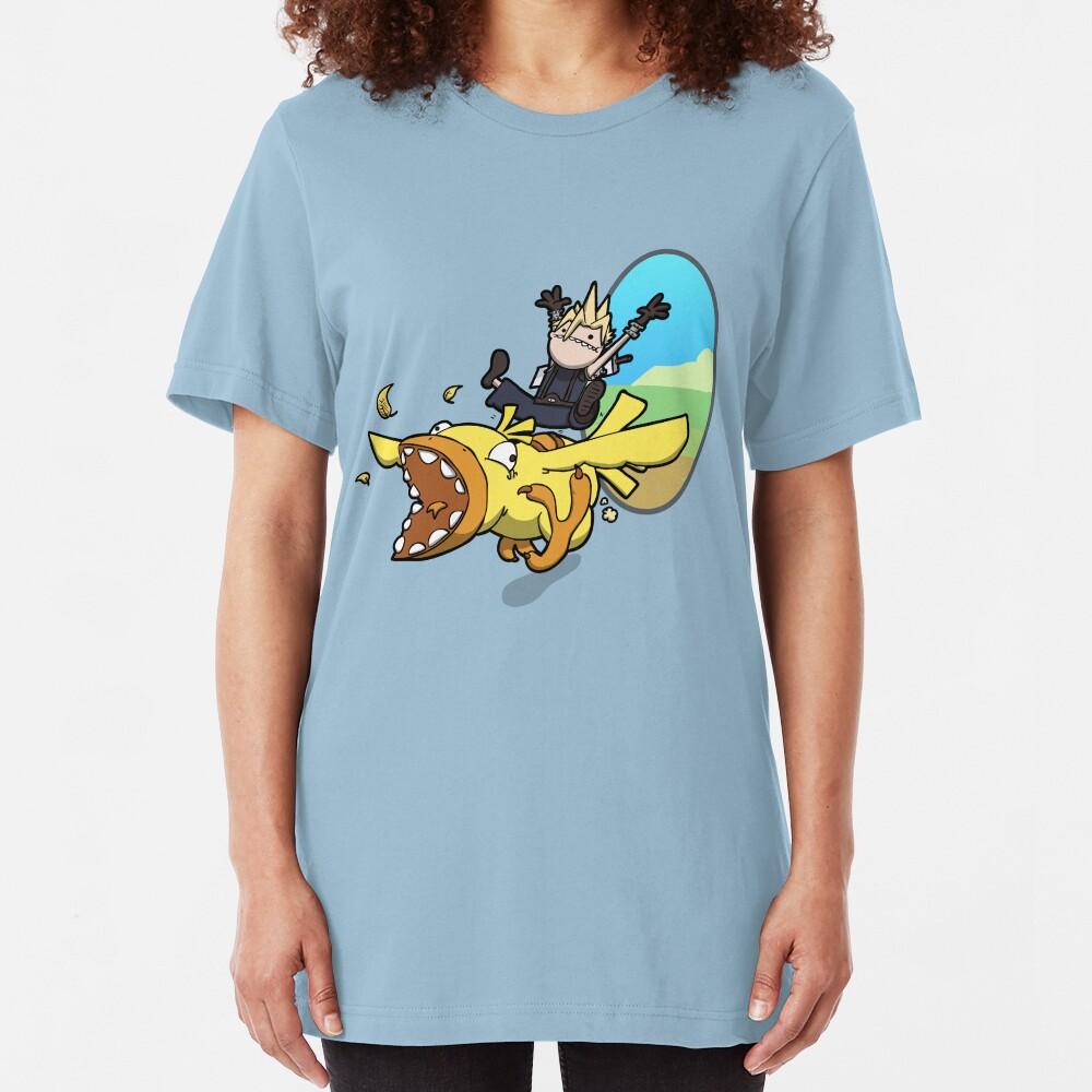 A magnificent creature Slim Fit T-Shirt