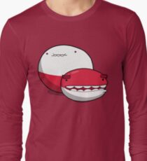 Number 100 and 101 Long Sleeve T-Shirt