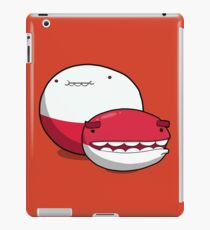 Number 100 and 101 iPad Case/Skin