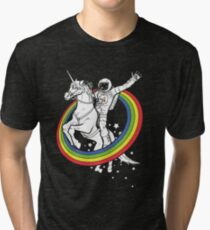 Camiseta de tejido mixto Combo épico # 23