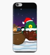 Ho ho ho-bey! iPhone Case