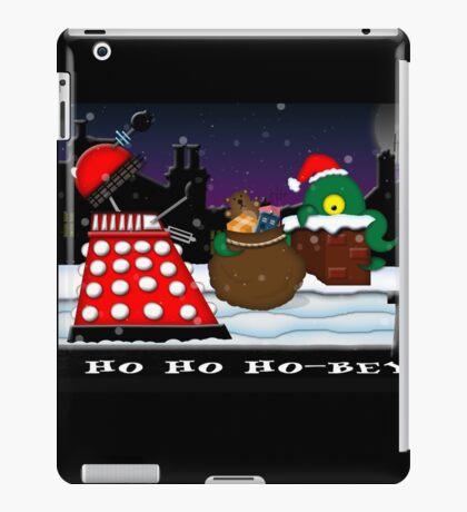 Ho ho ho-bey! iPad Case/Skin