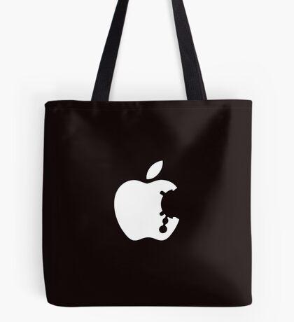 Dalek Apple Tote Bag
