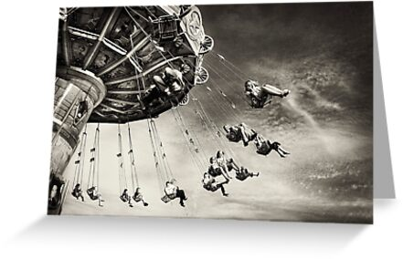 Carousel by Lasse Damgaard