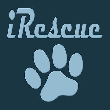 iRescue - animal cruelty, vegan, activist, abuse von fuxart