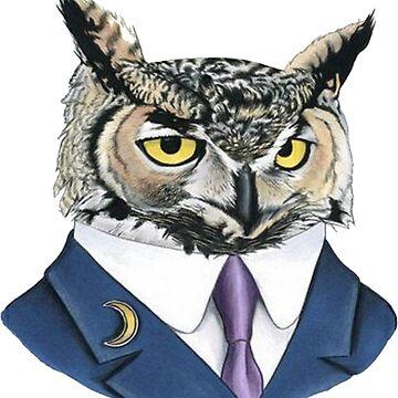 owl by StonyBE