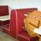 Burger joint by Susan Littlefield